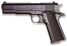 PISTOLA COLT GOVERNMENT 1911 A1