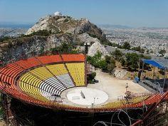 Athens, Lycabetus Hill | Smile Greek