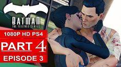 BATMAN Telltale EPISODE 3 Gameplay Walkthrough Part 4 [1080p] Catwoman R...
