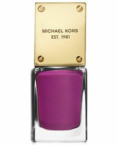 Michael Kors Glam Nail Lacquer - A Macy's Exclusive - Shop All Brands - Beauty - Macy's