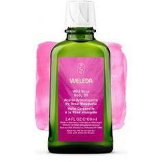 WELEDA ACEITE CORPPORAL DE ROSA MOSQUETA, 100ML Shampoo, Perfume Bottles, Personal Care, Beauty, Pink, Flat Tummy, The Secret, Oil, Self Care