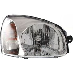2003-2006 Hyundai Santa Fe Head Light RH, Assembly