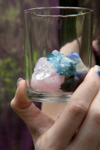 How To Make Everyday GemStone Elixirs via Willows Lavender