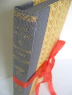 Northanger Abbey by Jane Austen FOLIO Society by ladyfranslibrary
