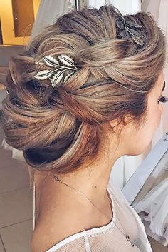 Bridal Hair Accessories To Inspire Your Hairstyle ❤ See more…