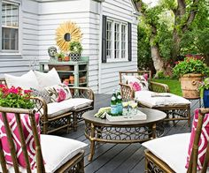 Outdoor Room - Better Homes and Gardens
