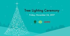 This Friday, November 24th is the 7th Annual Tree Lighting Ceremony in Uptown Yonge! It will be an evening of sparkling lights, hot chocolate, and holiday songs for the family! St.Clements – Yonge Parkette, 14 St.Clements Avenue