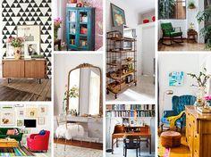Toque vintage na decoração | Danielle Noce