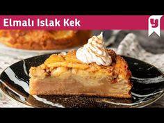 Elmalı Islak Kek Tarifi - Tatlı Tarifleri - YouTube