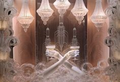 Tiffanys Unveils a Beautiful Series of Great Gatsby Windows - In the Window - Racked NY