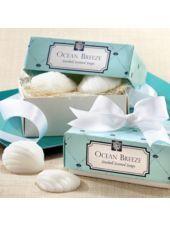 Ocean Breeze Seashell-Shaped Soap Wedding Favor-Party City