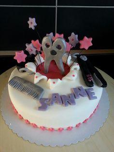 Friseur-Geburtstags-Torte