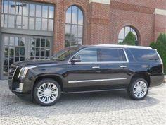 Cars for Sale: 2016 Cadillac Escalade ESV Platinum in Duluth, GA 30096: Sport Utility Details - 408233802 - Autotrader