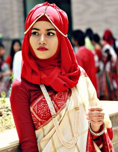 Different Hijab Styles For Muslim Woman Around The World