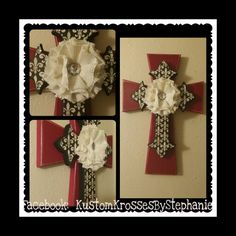 Fleur Dis Lis Wall Cross