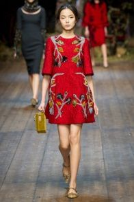 Dolce e Gabbana fall-winter 2014-15