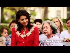 """Women for Tulsi Gabbard - Press Conference, April 2012 - """"very Honored, Privileged and Humbled to have the Support"""" April 11, Conference, Amy, Women"""