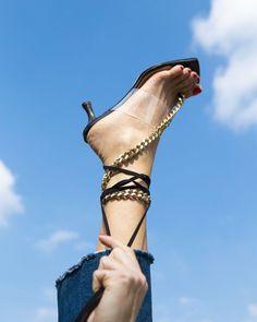 "@mychalom shared a photo on Instagram: ""If the shoe fits....."" • Jul 7, 2021 at 8:02am UTC Summer Sandals, Shoe, Heels, Fitness, Instagram, Fashion, Heel, Moda, Zapatos"
