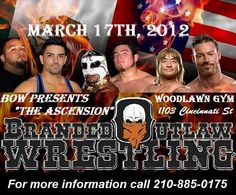 BOW Show in San Antonio! 3/17/12