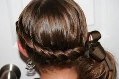 Peinados al Extremo: Peinados para niñas con trenzas 2012