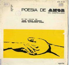 Poesía de amor en las voces de José María Rodero y Julia Gutiérrez Caba