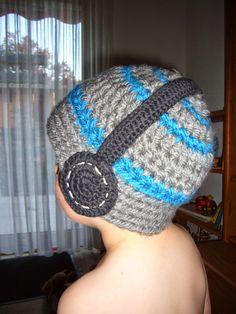 crochet hat gehäkelte Mütze http://makarikon.blogspot.de/ häkeln Kopfhörer