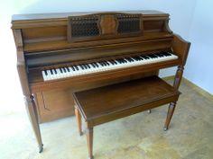 Piano Americano Sohmer & Co de los años 70