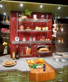 My area...stay away! kitchen appliances-practical design