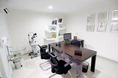 Consultorio Oftalmología. Ophthalmology Office.