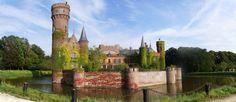 Kasteel Wijnendale via castlesintheworld.wordpress.com