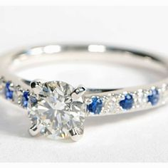 Petite cathedral ring bluenile.com perfection