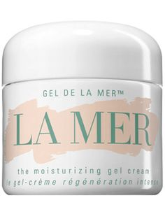 Pinterest: MsHeatherette26  Gel de la Mer, it's an investment, but who wouldn't be willing to invest in your face?! This makes my skin like heaven without greasy residue!