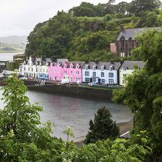 Portree., Scotland