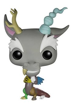 Vinyl Figure at Mighty Ape NZ. My Little Pony – Discord Pop! Vinyl Figure From My Little Pony: Friendship is Magic! Discord is ready to tower over your MLP Pop! Figurines D'action, Batman Figures, Vinyl Figures, Pop Action Figures, Pop Toys, My Little Pony Merchandise, Princess Celestia, My Little Pony Friendship, Discord