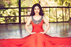 beauty in red by sanjay kukreti