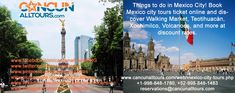 Mexico City Tours, Web Tour, Stuff To Do, Things To Do, Tour Tickets, Online Tickets, Things To Make