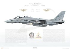 Video: 'Top Gun Needs 'Ghost Goose' Says Anthony Edwards - The Aviation Geek Club Modern Fighter Jets, Airplane Illustration, Cat Shots, F14 Tomcat, Us Military Aircraft, Air Fighter, Aviation Art, Aircraft Carrier, Usmc