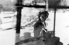 Saul Leiter. 14th Street, 1950