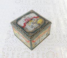 Vintage Pet Brand Family Recipe Box by RosebudsOriginals on Etsy, $12.00