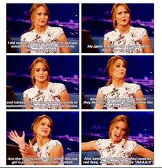 Haha Jennifer Lawrence