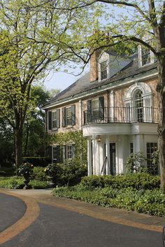 CURB APPEAL – Traditional Brick Home <3