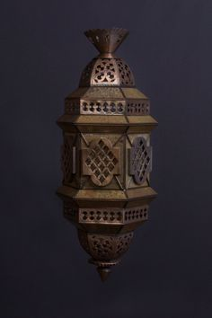 Rustic Outdoor Lantern by BoBoExports on Etsy