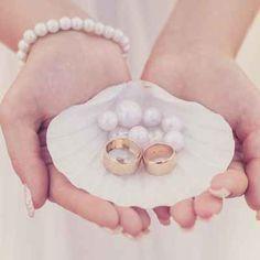 Альтернативы подушечке для колец - Свадебный сезон