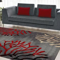 classic home decor Ruby Cherry Grey Rug , Decor, Rugs, Rugs Australia, Rugs Online, Distressed Rugs, Grey Rugs, Rug Runner Hallway, Contemporary Rugs, Classic Home Decor