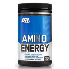 Optimum Nutrition AmiNO Energy | Optimum Nutrition - Official Trade Sports Nutrition Distributor | Tropicana Wholesale