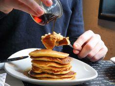 das campus brunch pancakes Brunch, Pancakes, Wordpress, Restaurant, Breakfast, Food, Morning Coffee, Crepes, Griddle Cakes