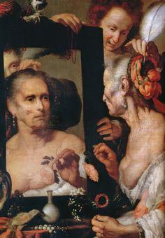 Bernardo Strozzi: Vanitas
