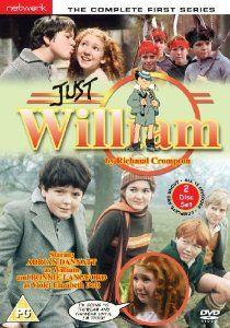 "Just William TV series (1976-77) which starred Bonnie Langford as the precocious Violet Elizabeth Bott ""I'll thcream and thcream until I'm thick!""."
