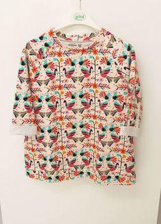 Kaufe meinen Artikel bei #Kleiderkreisel http://www.kleiderkreisel.de/damenmode/pullis-and-sweatshirts-three-fourths-armlig/111194694-bunt-gemusterter-pullover-von-asos