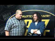 "Christian Kane interview from Charlottes WSOX 1037 'tweet & greet"" uploaded by callmedmom1 on 2-8-2011"
